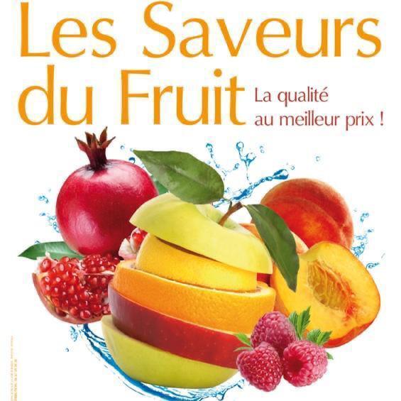 Logo du partenaire Les saveurs du fruit